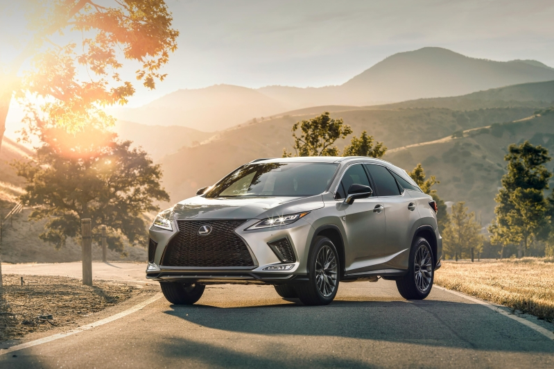 News 2020 Lexus Rx Gets Apple Carplay And Android Auto Along With A