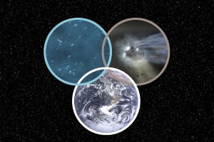 Earth's water could have interstellar origin, study says