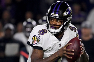 Lamar Jackson will run less in 2019, Ravens owner says