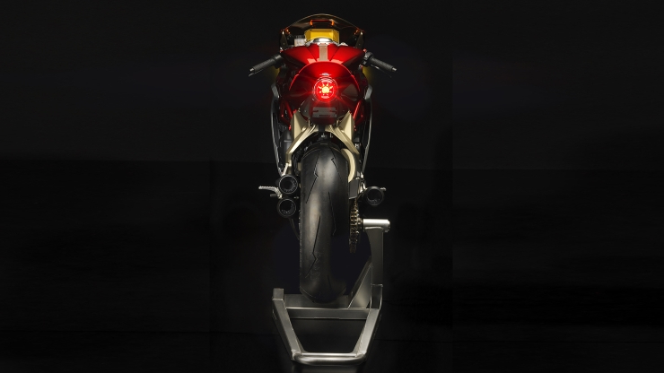 MV Agusta reaffirms neo-retro Superveloce 800 motorcycle for production