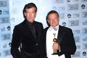 Pierce Brosnan: Robin Williams' Death 'Still Hurts Deeply'