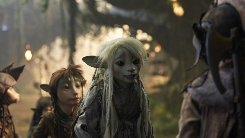 Entertainment: The first trailer for Netflix's Dark Crystal
