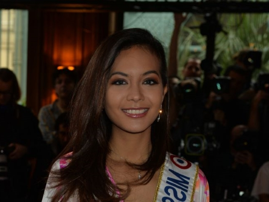 Vaimalama Chaves (Miss France 2019) :