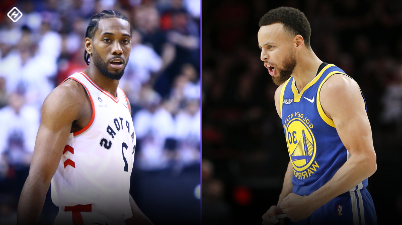 Sport: What channel is Raptors vs  Warriors on today? Game 1