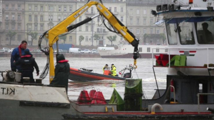 World: Budapest boat accident: South Korean victims weren't