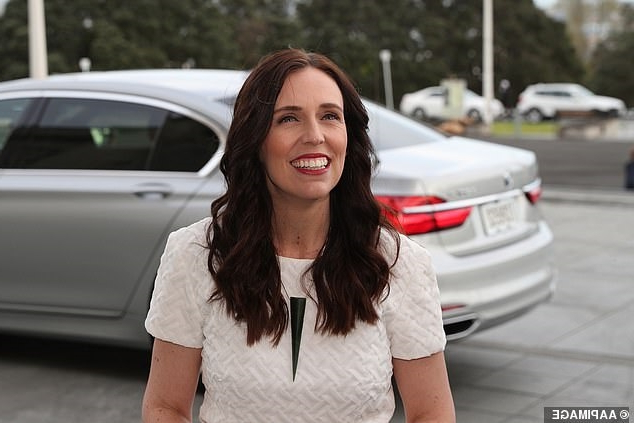 Jacinda Ardern sends mum who was pictured on the front of her Budget book a personal message - after it was revealed that even SHE left the country to get a job in Australia