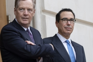 Mnuchin and Lighthizer were opposed to Trump tariffs on Mexico, source says