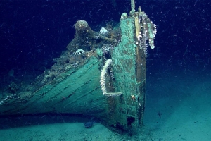 Mystery 200-year-old Shipwreck Discovered in Gulf of Mexico