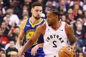 NBA Finals 2019: Warriors stars are only human, says Kawhi Leonard