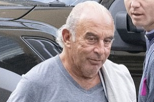 Sir Philip Green is charged with four counts of assault in the US after a pilates instructor alleged the Arcadia mogul repeatedly touched her inappropriately