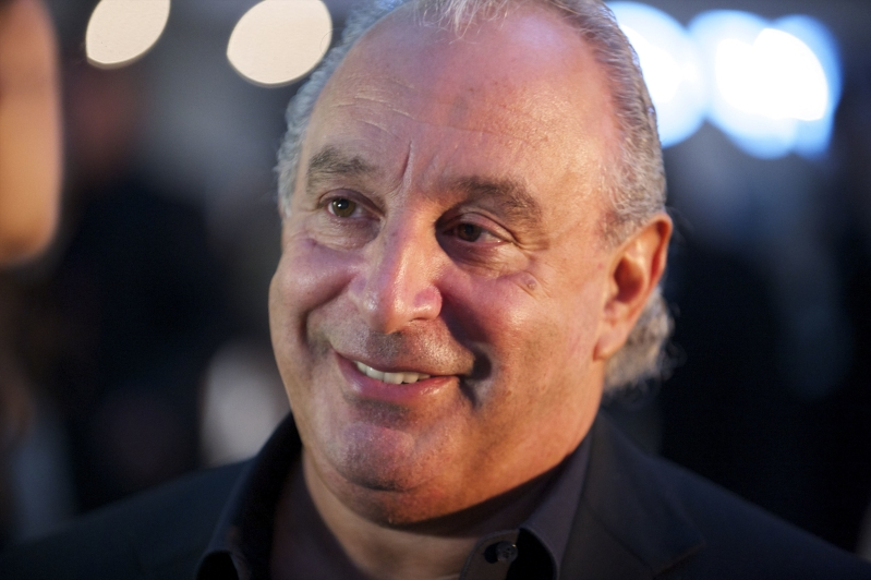 Sir Philip Green sets out a £135m overhaul to save Arcadia with stores refurbished and a website revamp