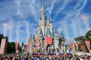 World's most popular theme parks for 2018