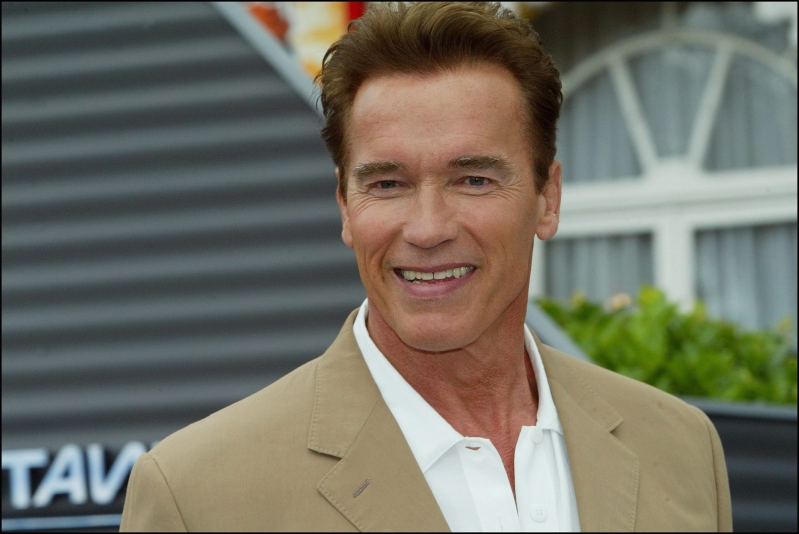 Entertainment Arnold Schwarzenegger Just Dropped A Rap Song