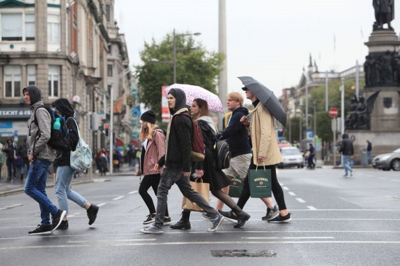 Irish weather forecast: Unsettled bank holiday weekend in store as Met Eireann warn there is a risk of thunder next week