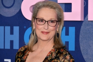 Meryl Streep Thinks the Term 'Toxic Masculinity' Is a Problem