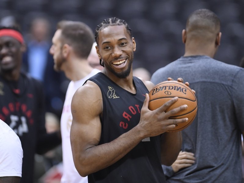 Raptors coach Nick Nurse expects a better game from Kawhi Leonard on Sunday