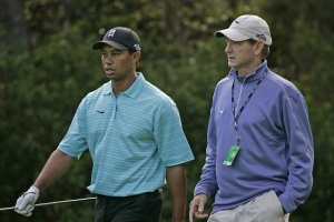 Tiger Woods on former swing coach Hank Haney's suspension: 'He got what he deserved'