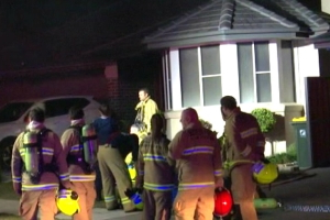 Body found in 'suspicious' Elderslie house fire in Sydney's south-west