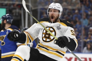 Bruins spoil Blues' party as Stanley Cup final comes back to St. Louis