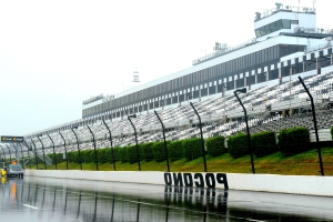 NASCAR race weather: Will rain in forecast delay the Pocono race?
