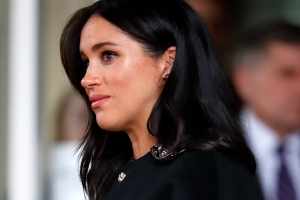 President Trump Denies Meghan Markle 'Nasty' Comment Despite Recording