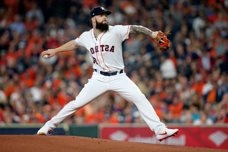 Report: Teams worry Keuchel, Kimbrel won't be ready until July