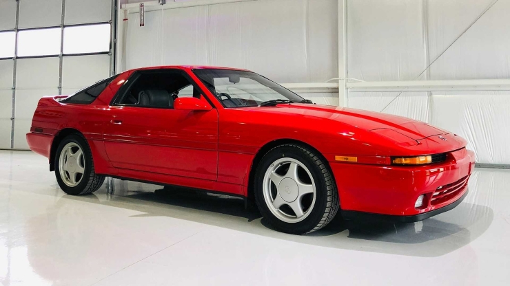How Much Will This Pristine MK3 Toyota Supra Turbo Sell For?