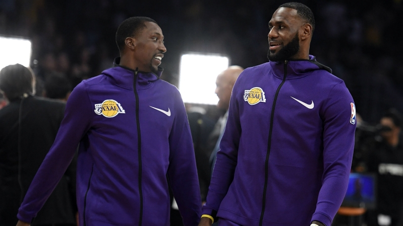 f4c8c69b106 Lakers trade rumors: LeBron James, Kentavious Caldwell-Pope only two  'untouchable pieces