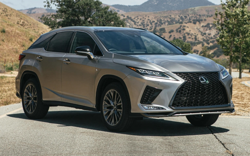2020 Lexus RX 350 Interior, Refresh, F Sport >> News Lexus Refreshes Rx For 2020 Pressfrom Canada