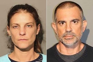 Missing Conn. mom's blood leads to arrests of estranged husband, girlfriend