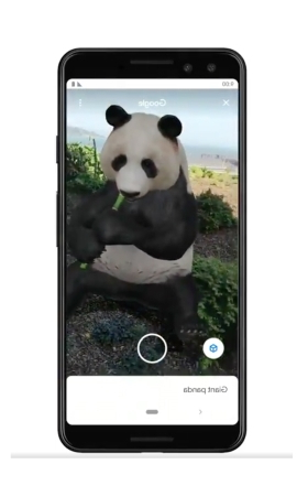 Google brings AR lions and tigers and bears to Search