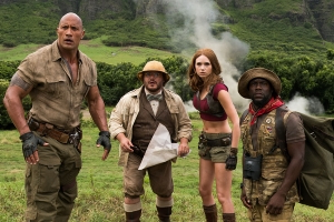 'Jumanji' Video Game Launching Ahead of Film Sequel