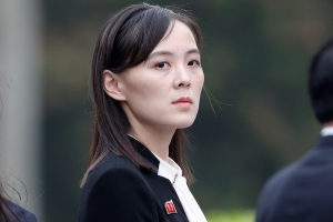 Kim's sister back in public eye at North Korea's mass games