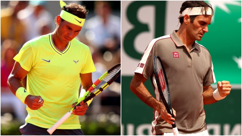 Roger Federer, Rafael Nadal set French Open semifinal clash