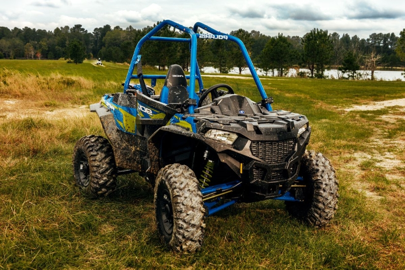 News: The Polaris ACE 900 XC Is the Ultimate Bug-Out Buggy