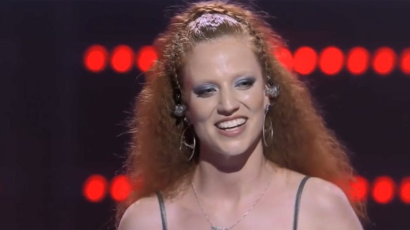 The Voice 2019: Grammy winner Jess Glynne wows coaches with undercover 'audition'