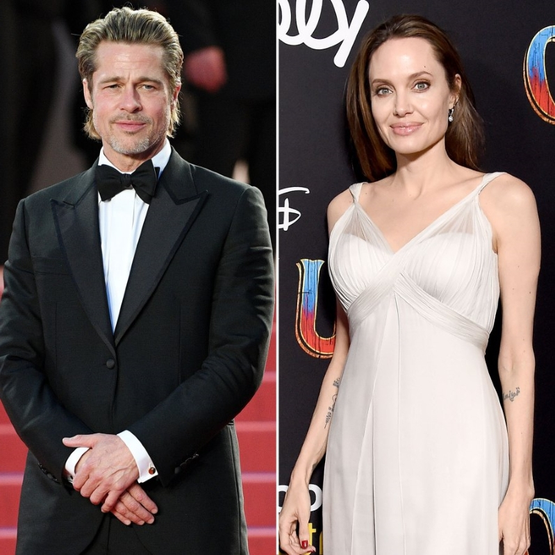 Where Angelina Jolie and Brad Pitt's Kids Will Spend Their Summer