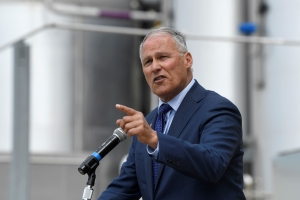 2020 hopeful Inslee: Build U.S. foreign policy around climate