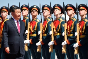 China's Xi in Russia to usher 'new era' of cooperation