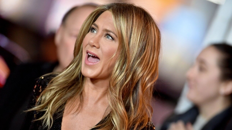 Jennifer Aniston Reveals the First Person She Texted During Plane Scare