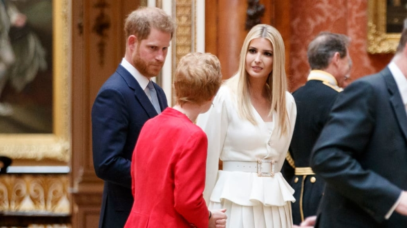 OPINION: William, Harry and Kate Deny Trump What He Wanted Most: a Photo Op