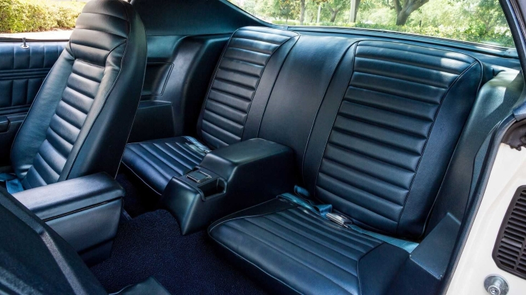 Be An Automatic Hero In A 1971 Pontiac Trans Am