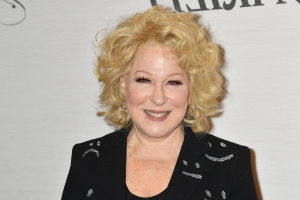Bette Midler thanks those who defended her after Trump called her a 'washed up psycho'