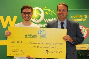 College Student Dodges Dad's Summer Job Questions With $1 Million Lottery Win