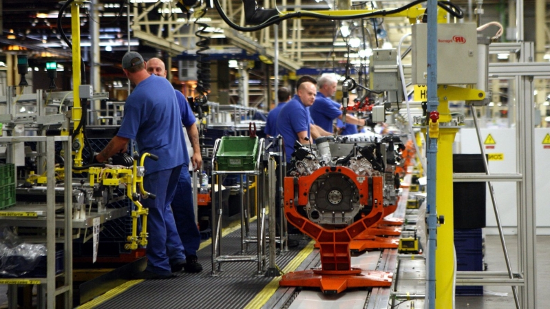Fears for 1,700 jobs as Ford set to close UK plant