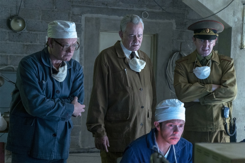 HBO's Chernobyl is now the top-rated TV show on IMDb
