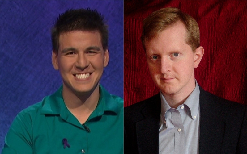 Ken Jennings is ready to face off against 'Jeopardy!' champ James Holzhauer: It's 'inevitable'