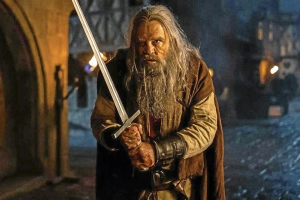 Knightfall (Warner TV) : Mark Hamill, de Jedi à Templier