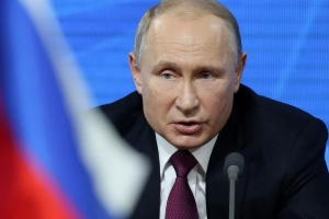 Putin Urges U.K. to Forget Spy Attack, Get Down to Business