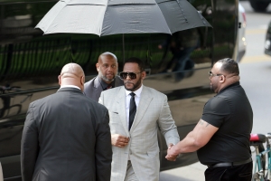 R. Kelly pleads not guilty to 11 new counts of sexual abuse